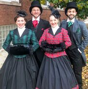 Chicago, IL Christmas Carolers | The Chicago Carolers