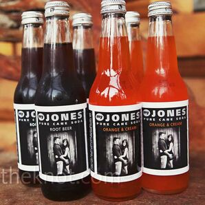 Jones Soda Favors