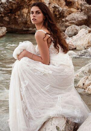 Lillian West 66113 A-Line Wedding Dress