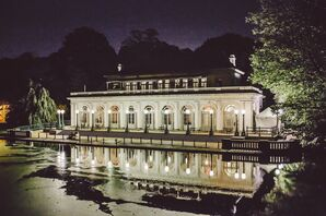Boathouse in Prospect Park Wedding Reception
