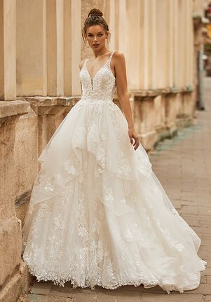 Val Stefani ROMA A-Line Wedding Dress