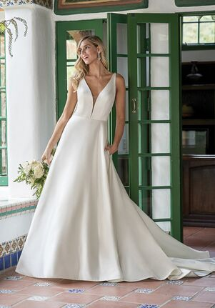 Jasmine Bridal F211003 Mermaid Wedding Dress