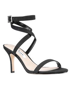 Nina Bridal Vanna_Black Black Shoe