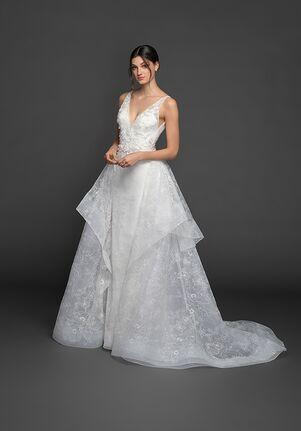 Lazaro Garland/3951 Wedding Dress