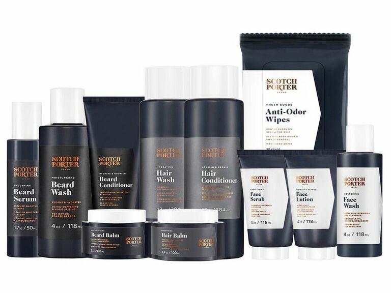 skincare set self-care gift for husband