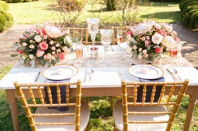 Champagne and Candy Events
