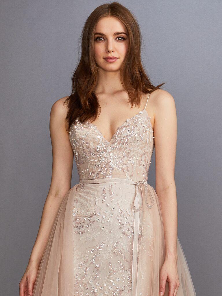 Lazaro Fall 2019 Bridal Collection wedding dress