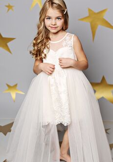 FATTIEPIE Victoria Flower Girl Dress