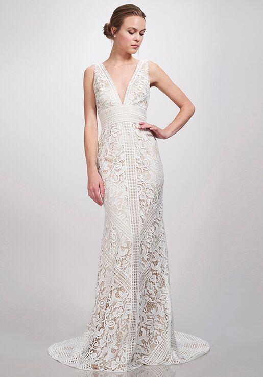 d6848f8b768 THEIA Leia Wedding Dress - The Knot