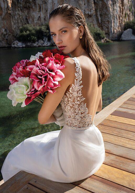 Demetrios DR293 A-Line Wedding Dress
