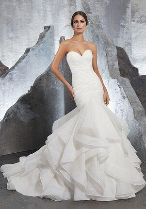 Morilee by Madeline Gardner/Blu Karina/5604 Mermaid Wedding Dress