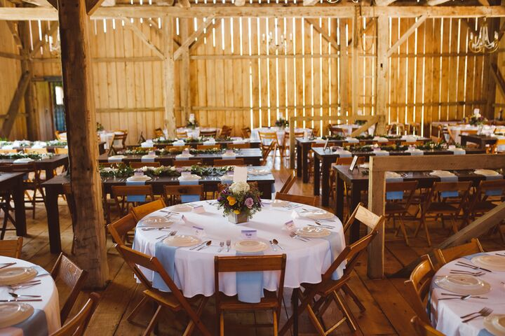 The Barn at Rayne Run | Reception Venues - Marion Center, PA