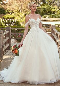 IVOIRE by KITTY CHEN KHALESSI, v2007 Ball Gown Wedding Dress