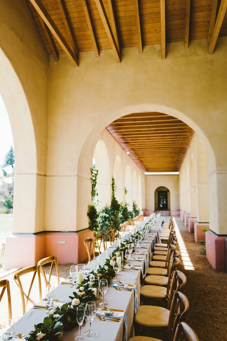 La Mesita Ranch Estate Equestrian Center Reception