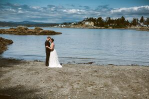 Romantic Photos on the Bay