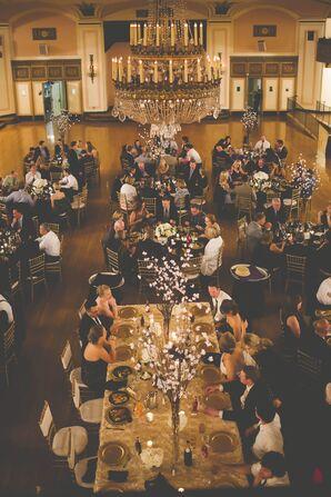 The Masonic Temple Wedding Reception