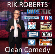 Indianapolis, IN Comedian | Rik Roberts :: Clean Comedy & Creative Keynotes!