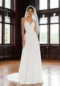 Morilee by Madeline Gardner/Blu Shannon 5819 A-Line Wedding Dress