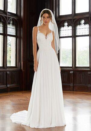 Morilee by Madeline Gardner/Blu Shannon 5819 A-Line Wedding Dress