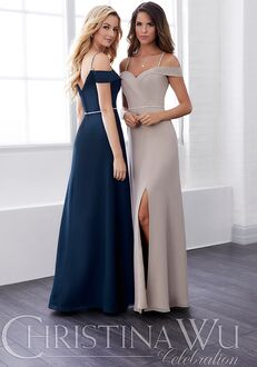 Christina Wu 22825 Sweetheart Bridesmaid Dress