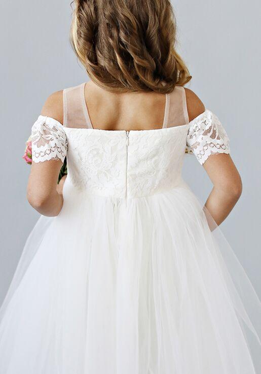 FATTIEPIE harper Flower Girl Dress