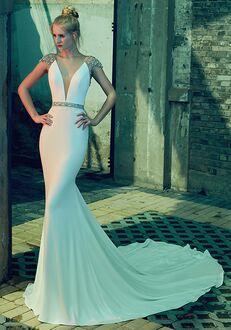 Calla Blanche 18112 Liz Sheath Wedding Dress
