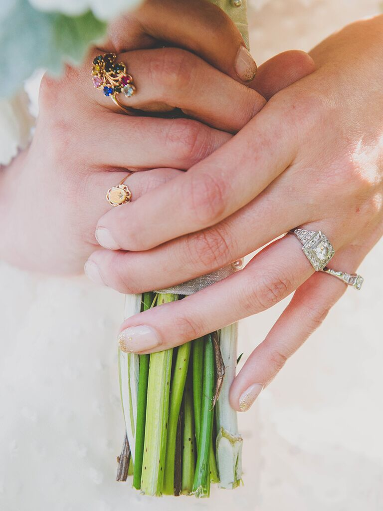 10 Modern French Manicure Ideas for Your Wedding Day