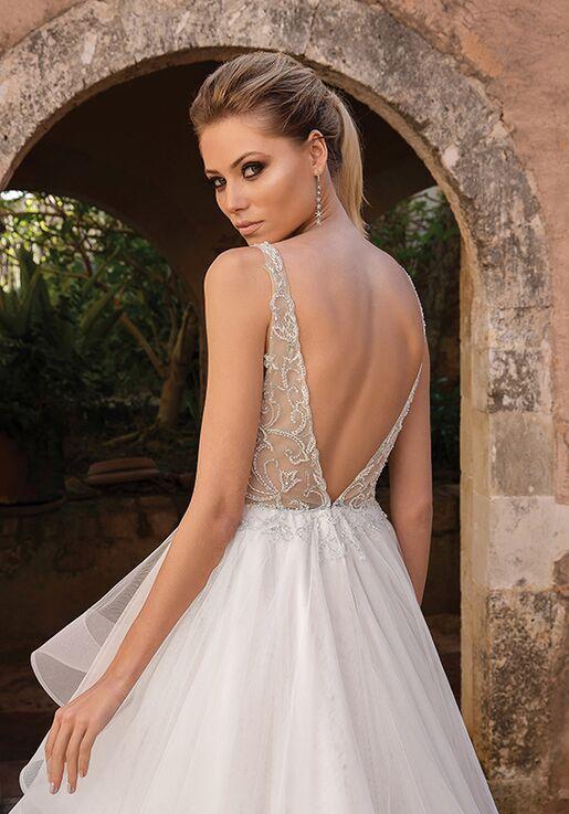 Justin Alexander 88059 Ball Gown Wedding Dress