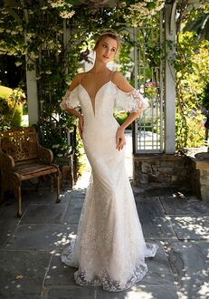 Simply Val Stefani ANNETTA Mermaid Wedding Dress
