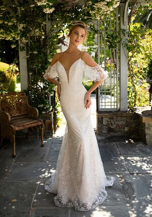 Simply Val Stefani ANNETTA Mermaid Wedding Dress