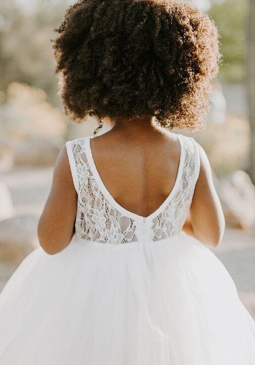 FATTIEPIE Janelace Flower Girl Dress