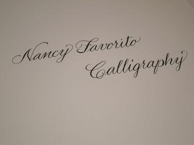 Nancy Favorito Calligraphy