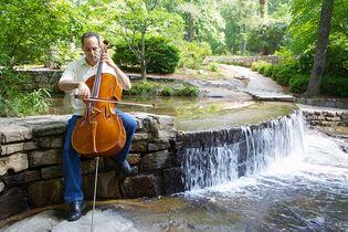 Roy Harran, Cellist