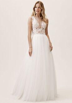 BHLDN Marian Top & Clarke Skirt A-Line Wedding Dress