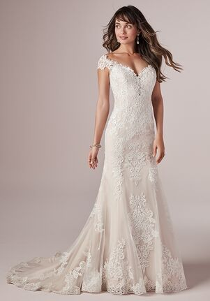 Rebecca Ingram DAPHNE Mermaid Wedding Dress