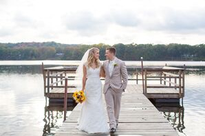 A Vibrant Fall Wedding