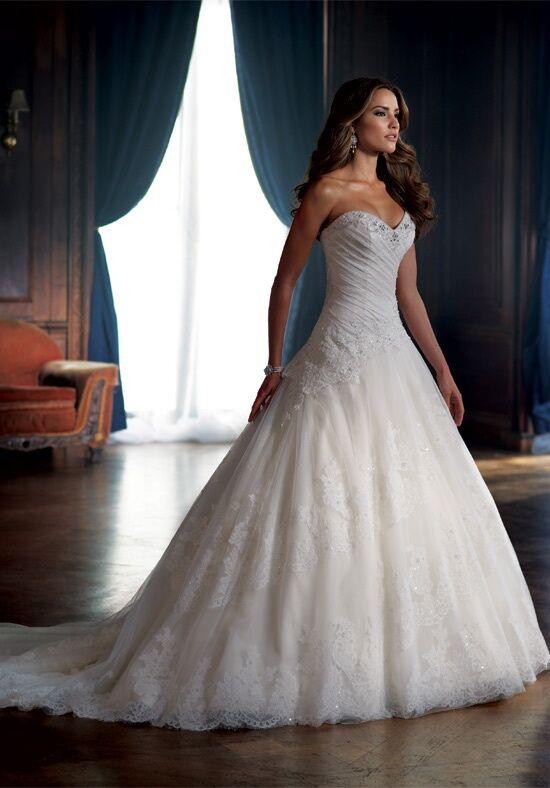 David Tutera For Mon Cheri 213250 Dallas Wedding Dress