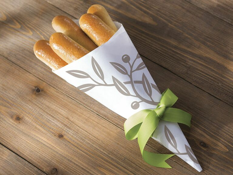 You Should Propose To Your Bridesmaids With Olive Garden Breadsticks