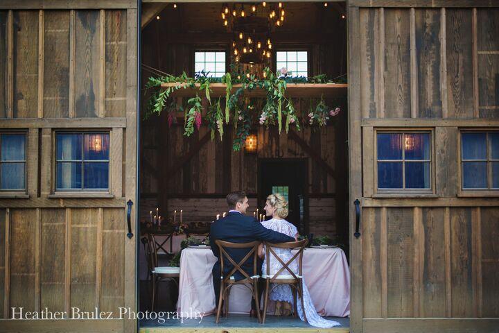 Weston Red Barn Farm Top Weston Mo Wedding Venue