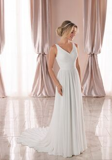 Stella York 6897 A-Line Wedding Dress