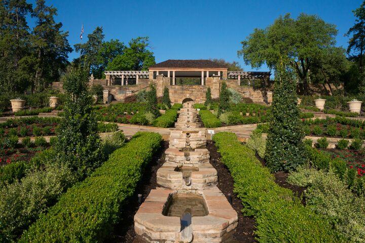 Fort Worth Botanic Garden Reception Venues Fort Worth Tx