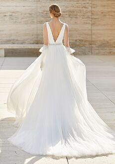 Rosa Clará Couture ELVIA A-Line Wedding Dress