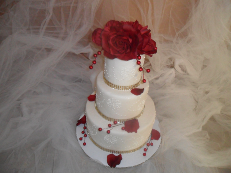 Wedding Cakes in Indianapolis