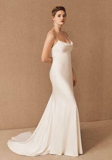 BHLDN Sutton Gown Sheath Wedding Dress