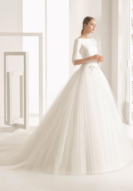 f1ce0fbf7 Rosa Clará Nekane Ball Gown Wedding Dress