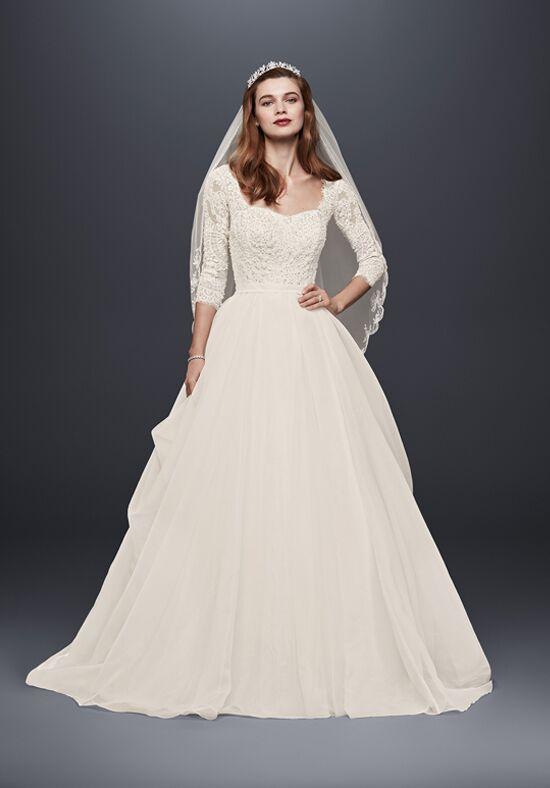 051687d4816bf Oleg Cassini at David's Bridal Oleg Cassini Style CWG731 Ball Gown Wedding  Dress