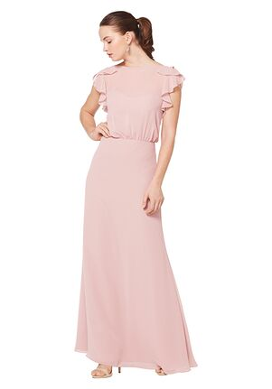 Bill Levkoff 1602 Bateau Bridesmaid Dress