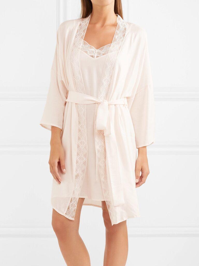 Virgo bridal robes