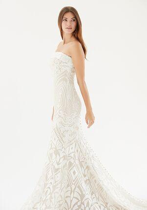Madison James MJ401 Sheath Wedding Dress