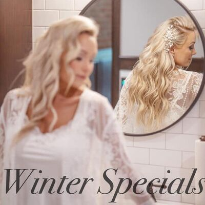 BridesMaid Beautiful Onsite Hair & Airbrush Make-Up